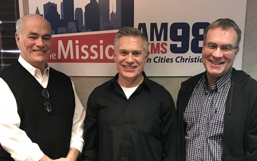 Prison Transformation Radio – Episode #21 – Union Gospel Mission with Nick Gisi (4/07/18)